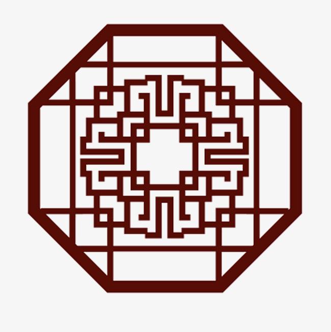 中国红窗棱png素材下载_高清图片png格式(编号:)-90