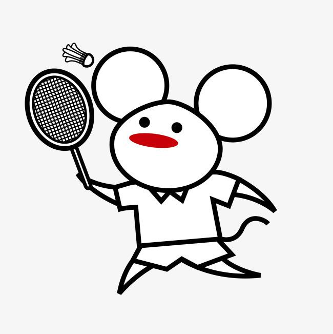高清壁纸 手绘老鼠
