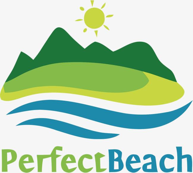 山水logo设计图片