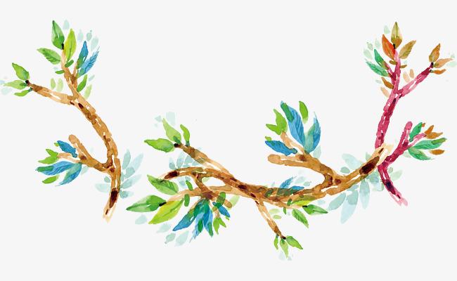 树枝机械设计水彩设计proe图片