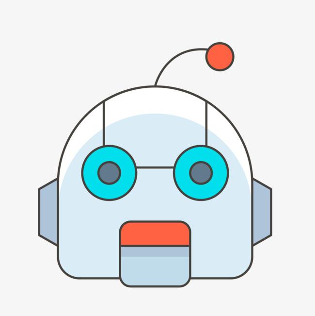 机器人头像表情图片
