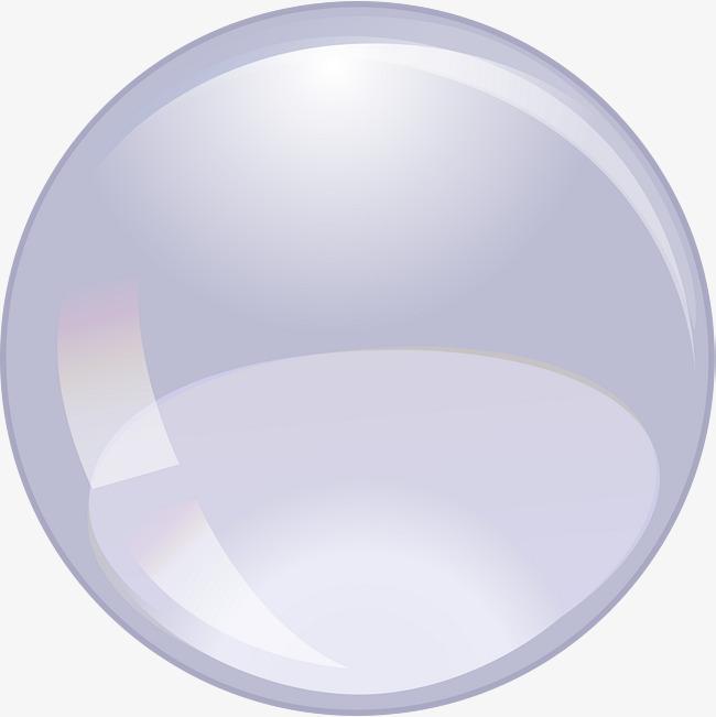 小清新紫色圆圈