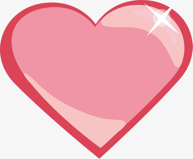 唯美爱心 温馨 白色闪光 水彩 梦幻爱心 粉色爱心             此