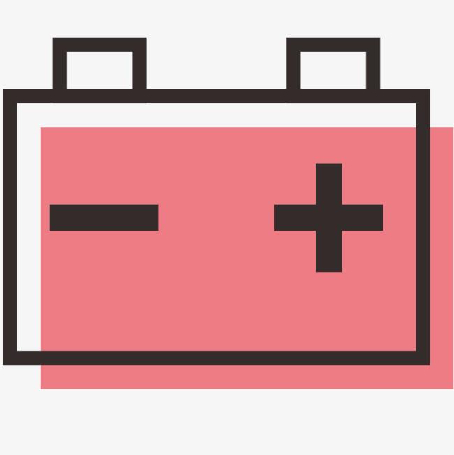充电电路故障图标