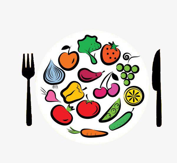 蔬菜水果大拼盘