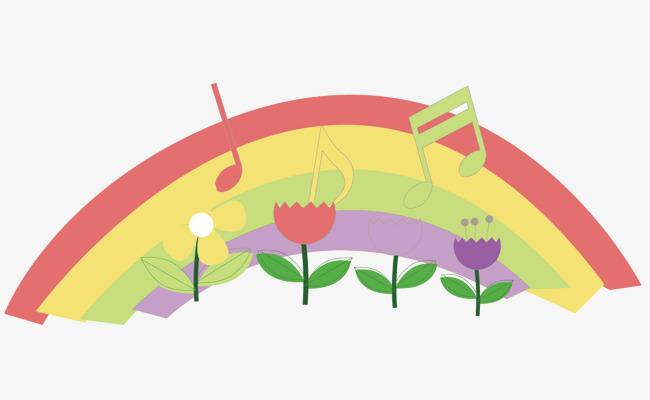图片 卡通背景 > 【png】 卡通彩虹  分类:手绘动漫 类目:其他 格式