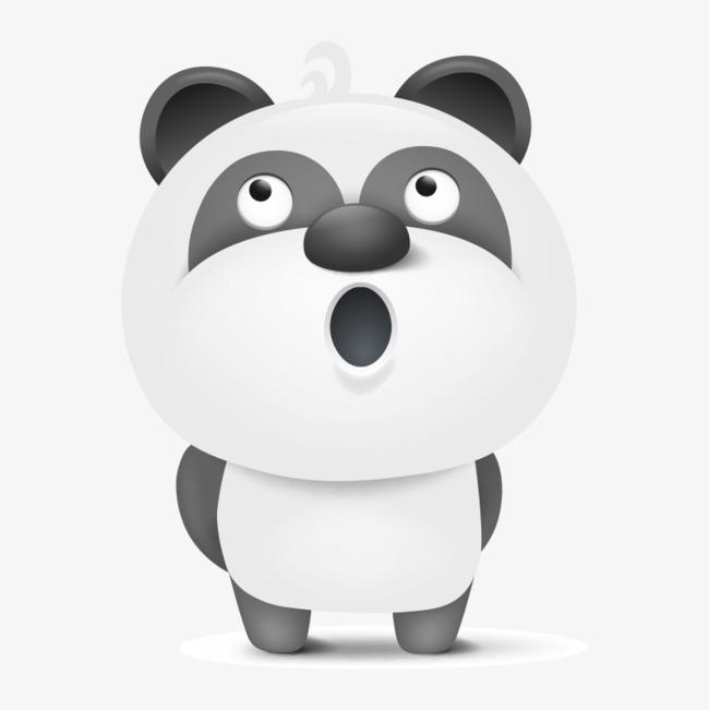 熊猫装饰图片