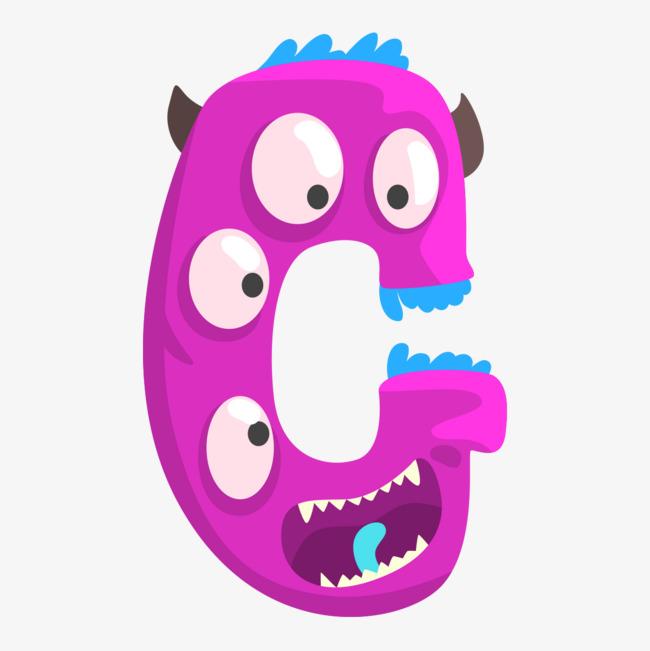 惊恐动物表情字母g图片