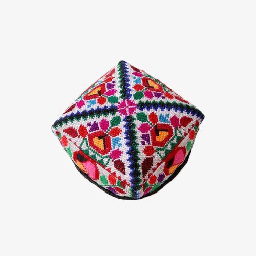 新疆维吾尔族花帽