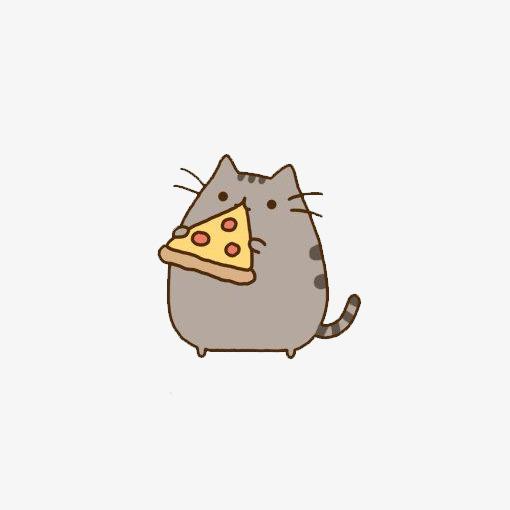 图片 可爱卡通 > 【png】 可爱小猫  分类:手绘动漫 类目:其他 格式:p