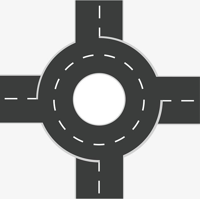马路环岛png素材下载_高清图片png格式(编号:18986113