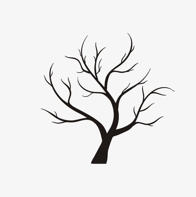 次弯弯曲曲的树枝作品为设计师创作,格式为png,编号为 18991434,大小