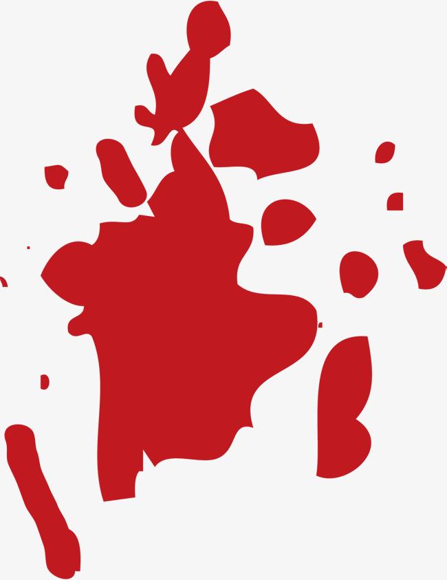 红色血滴png素材下载_高清图片png格式(编号:19006494