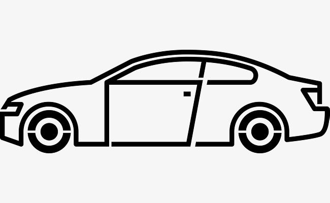 卡通小汽车手绘图png素材下载_高清图片png格式(编号