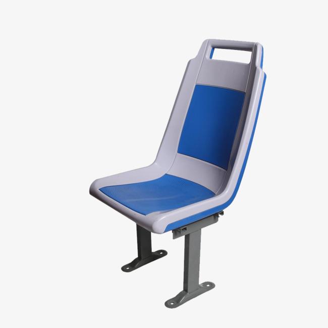 公交车公共座椅一把图片
