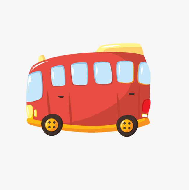 图片 > 【png】 红色巴士  分类:手绘动漫 类目:其他 格式:png 体积