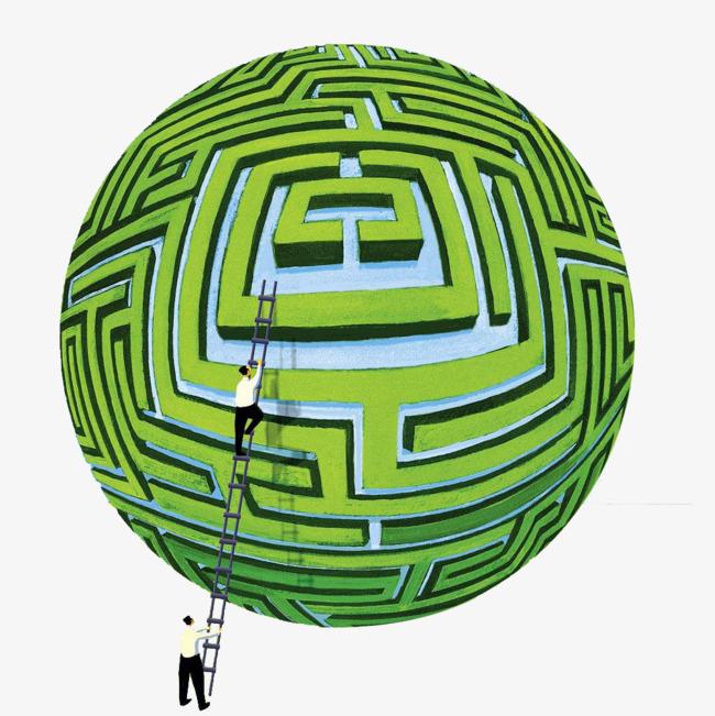 球形3d立体迷宫