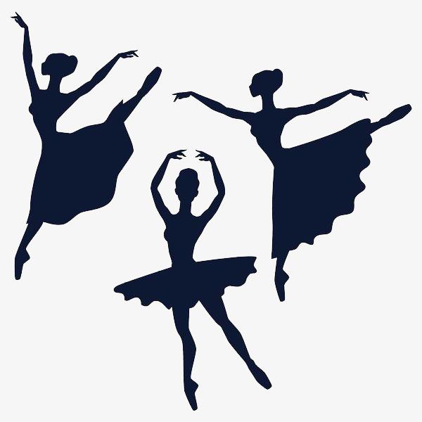 卡通古典舞蹈图片