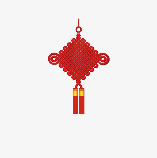 红色中国结