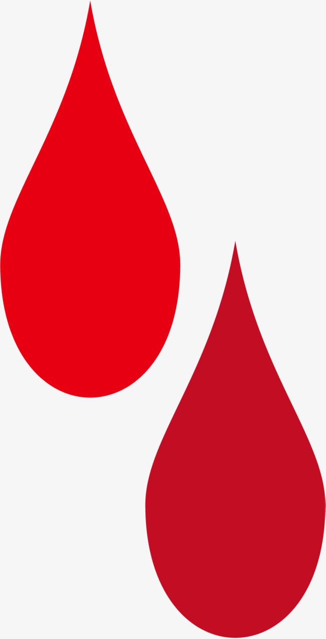 红色血滴png图片素材免费下载(编号:19059731)-90设计