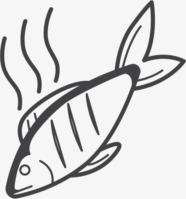 90设计提供高清png装饰元素素材免费下载,本次烤鱼熟食作品为设计师图片