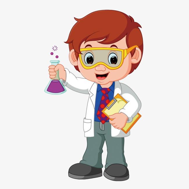 光学科学家 动漫资讯  科学家卡通图中国风边框 553871 卡通趣味可爱图片