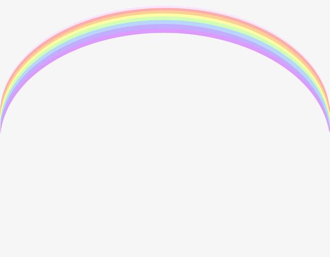 手绘彩虹桥png素材下载_高清图片png格式(编号:)-90