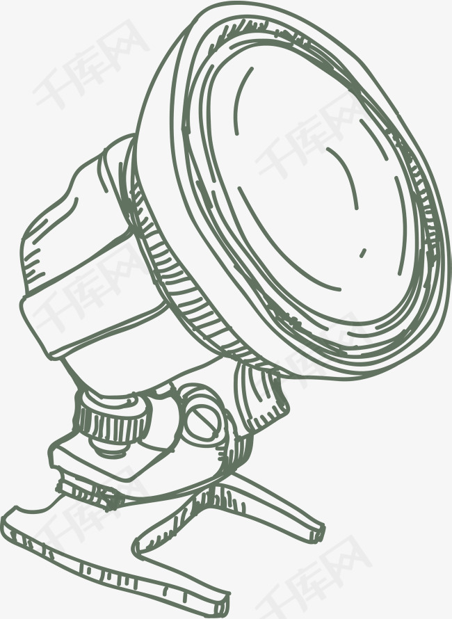 复古相机矢量图素材图片免费下载 高清psd 千库网 图片编号9277031