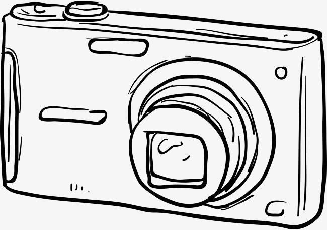 相机手绘图