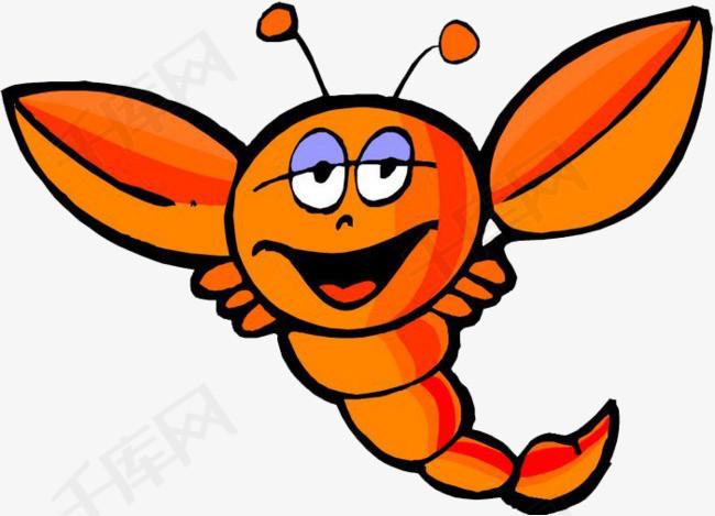 蜜汁微笑的天蝎座蝎子图片