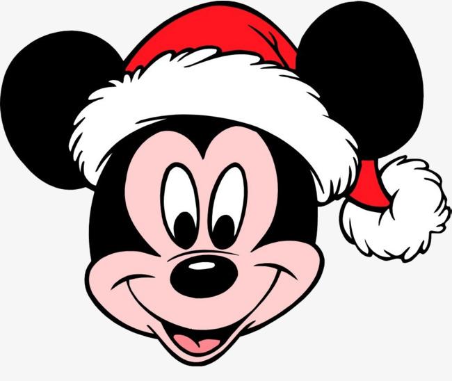 卡通米老鼠头像怎么画_米老鼠简笔画