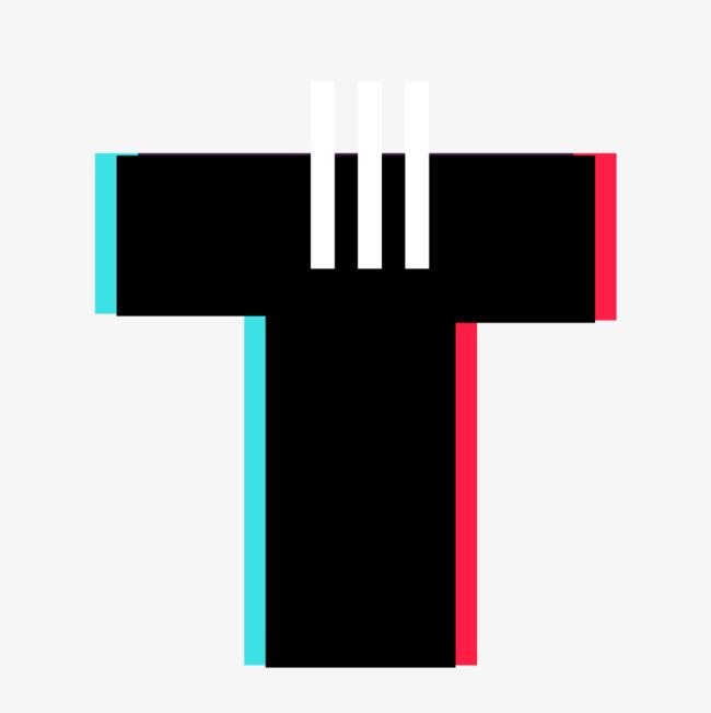 08:29 90设计提供高清png素材免费下载,本次黑色创意字母t作品为设计图片
