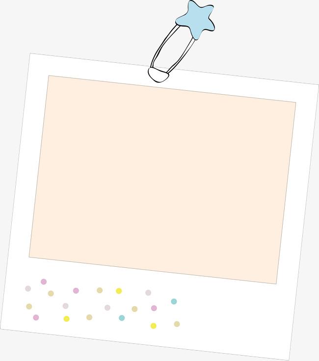 手绘卡通边框照片框素材图片免费下载 高清png 千库网 图片编号9314630图片