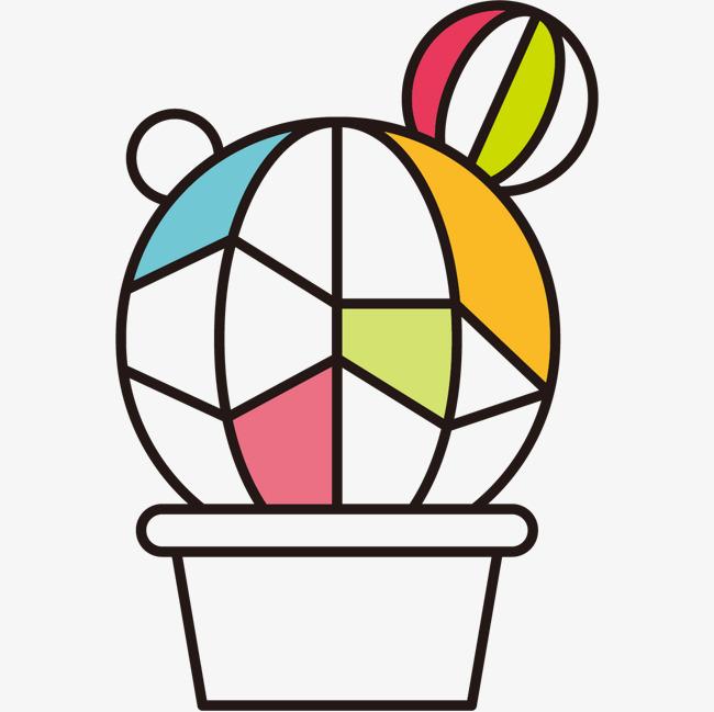 手绘仙人球png素材下载_高清图片png格式(编号:)-90