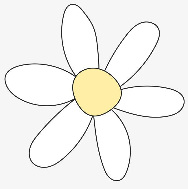线条花朵简笔画 优美图 收录优美图片 you