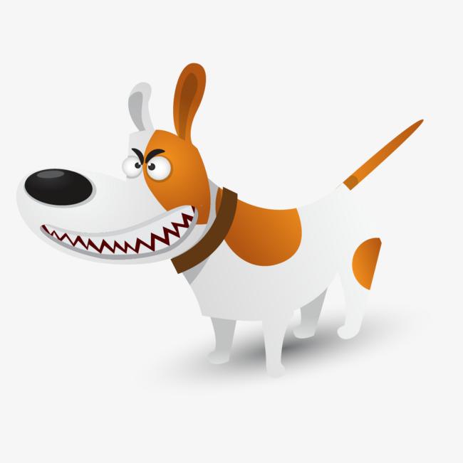 手绘卡通宠物大机密狗狗装饰海报设计