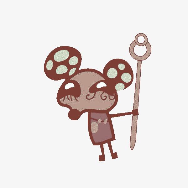十二生肖之可爱小老鼠