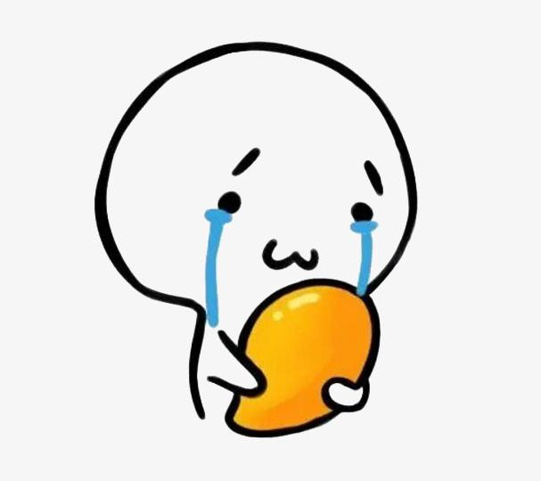 动态不开心logo卡通哭表情一路顺风的搞笑的芒果图片图片