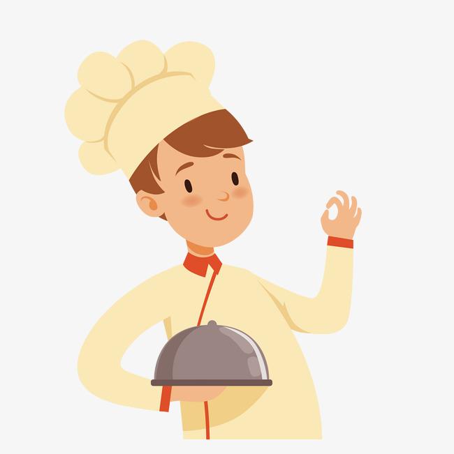 图片 卡通背景 > 【png】 卡通厨师  分类:手绘动漫 类目:其他 格式
