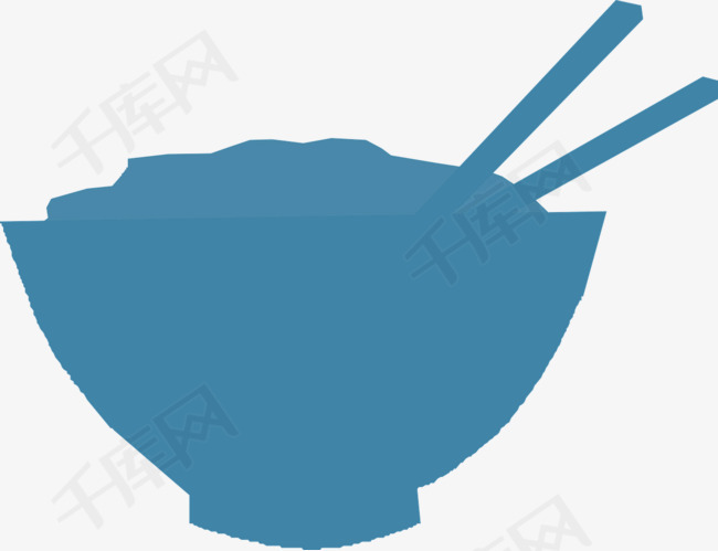手绘一碗米饭一碗米饭米饭食物主食一碗米饭简笔画筷子一碗米饭图标