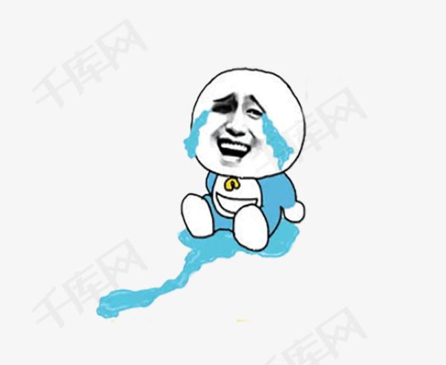 卡通表情包哭伤心流泪图片