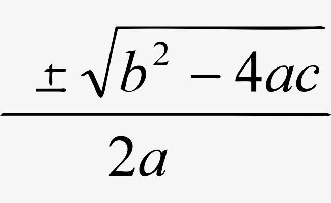 加减号数学方程式图片