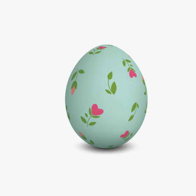 文艺手绘装饰蛋壳花纹设计海报设计素材图片免费下载 高清png 千库网 图片编号9424347
