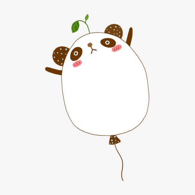 创意可爱熊猫贴纸_png素材免费下载_ 800*800像素(:)