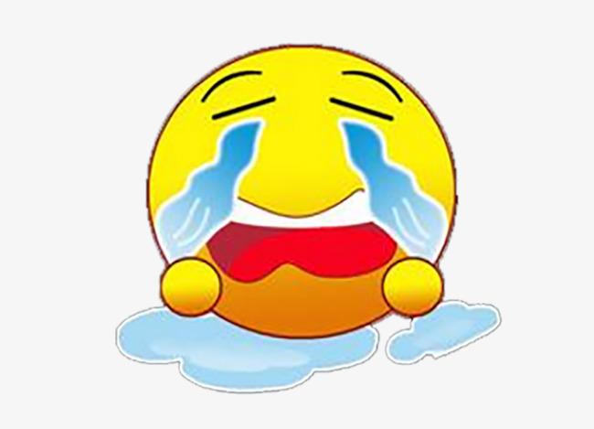 黄色哭表情包流泪