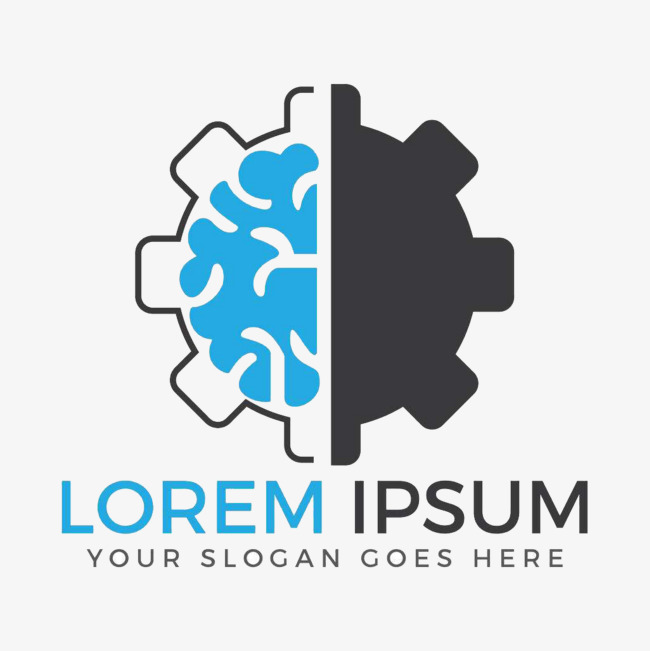 免抠人工智能logo_png素材免费下载_ 1024*1024像素