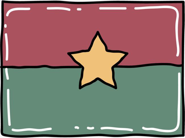 卡通手绘各国国旗素材图片免费下载 高清png 千库网 图片编号9519745