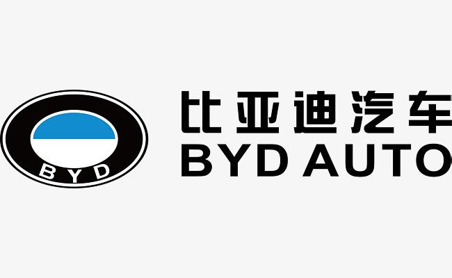 比亚迪汽车logo
