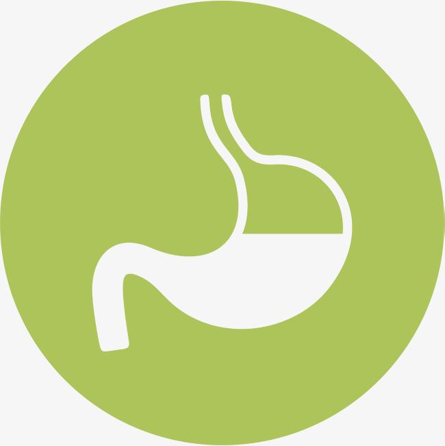 人体胃部卡通图像图片