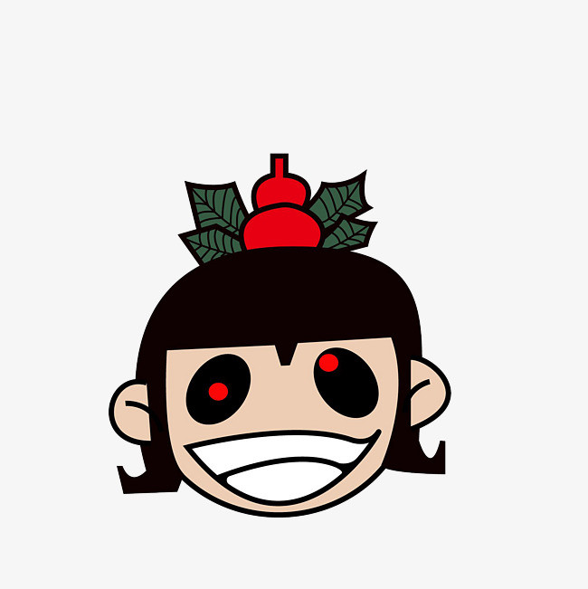 卡通葫芦娃头像素材图片